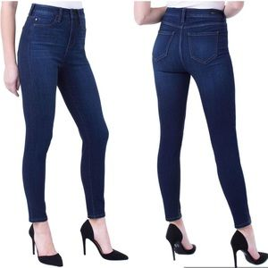 Liverpool Bridget high waist ankle skinny jeans 14